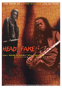 HEAD>>FAKE Spring 2003 Tour